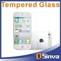 el más reciente 2014 productos templado de vidrio protector de pantalla para lg g2 fabricante