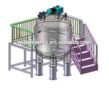 MT liquid mixing tank , fluid mixing tank , solution mixing tank