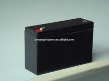 china manufacturer rechargeable vrla agm 6v 10ah exide ups batteries