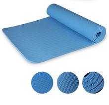 eco fancy pattern tpe foam mat printed privacy logo excercise yoga mat