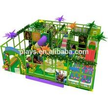 Fashion children love cartoon outdoor/indoor soft gam play equipment