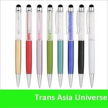Hot Selling custom crystal pen for mobile phone