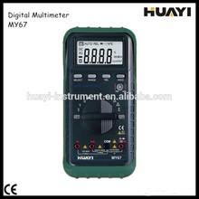 MY67 Automotive Voltmeter Equivalent Mastech Digital Multimeter