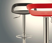 Bar Chair/Plastic Chair with Plating Feet (OM-7-96-A)