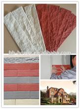 Construction convenient flexible decoration plastic wall panels