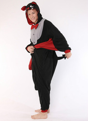 Animal Onesie Cosplay Costume Pyjamas - Bat HFC037