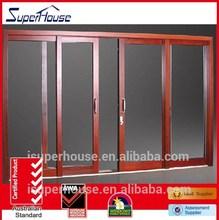 2014 Hot sale bronze color sliding windows AS2047