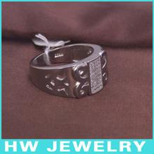 LMR3196 Men Ring 316l stainless steel ring
