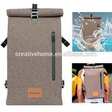 Roswheel Vintage Double-shoulder Waterproof Bag Ride Backpack