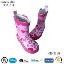 Fashion Cheap Kid Rain Boots China Manufacturer