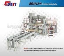 plywood machinery