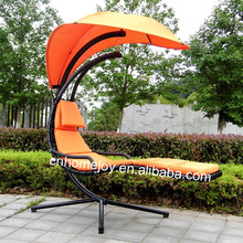 Top quality steel swing chair for bedroom
