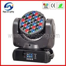 pro for party decoration 36pcs moving head portable dj light