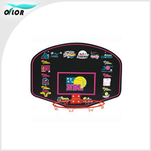 Children size custom printed promotional basketball boards