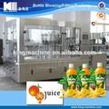 Mejor calidad de la industria de jugo de naranja de la máquina / máquina de embotellado jugo