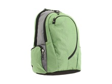 Unisex vintage waterproof laptop nylon backpack