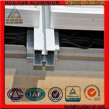 Anodized Solar Energy Aluminium Bracket
