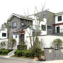 elegant luxury prefabricated light steel villa
