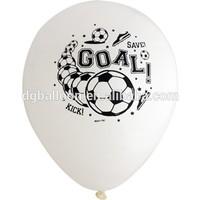 1000pcs printed ballon 12inch 1 color logo free ship to Australia by DHL
