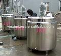millones de toneladas de acero inoxidable de champús de ducha mezclador agitador