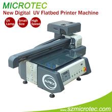 direct to pens plastic wood glass golf balls printing machine UV printer MT-FP4060-UV for sale