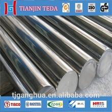 Standard SUS 321 Stainless Steel Bright Round Bar