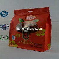 quad seal lotus root starch bag