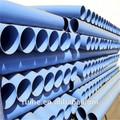 Chers tuyau en pvc/pvc matières premières/tuyau en pvc de noms de marque