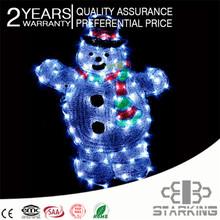 christmas lamps fancy plastic wreath christmas decoration light holiday motif lighting