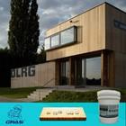 Long-lasting protection waterproof wall material