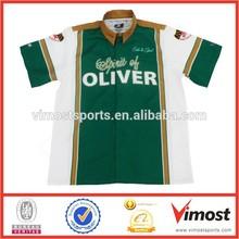 Motorcycle/Auto sublimation racing shirt/ Custom racing shirt