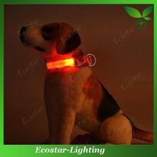 New Adjustable&removeable smart dog leash flashing glow in the dark
