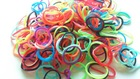 Wholesale Colorful solid color loom bands /rubber bands