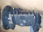 low price used excavator hydraulic main pump, EC130,EC160,EC210B,EC240B,EC260B,EC280 ram pump for volvo, duplex pump