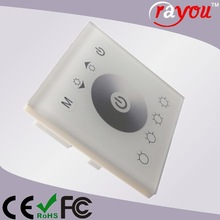 single color dc 12v led dimmer, 12-24v led touch dimmer switch, 12v led dimmer touch for panel/strip