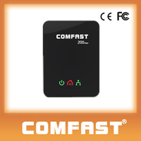 (CF-WP200M New) Super Mini 200mbps Wifi Powerline for Laptop