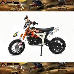 4-Stroke Off-Road 50cc Engine Mini Pit Bike Dirt Bike for Kids