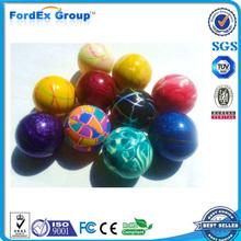 mix 60mm rubber hi bouncing balls
