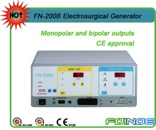 Medical High Frequency Monopolar Electrosurgical Generator with CE approved