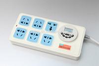 JRT-6N Extension Plug and Socket/ home automation socket / Digital Programmable Timer socket