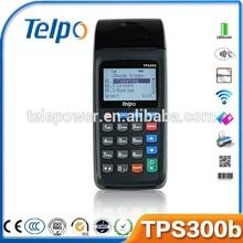 Telepower TPS300B Consumer Handheld Parking Ticket Machine with Mini Printer