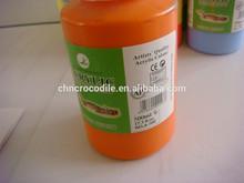 500ml art supplies , bright colour acrylic paint, fast drying acrylic paint, EN71-3,EN71-9