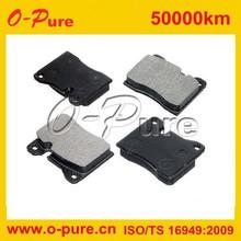 china supplier cars parts brake pads for BMW M1 E3 E12 E23 E24