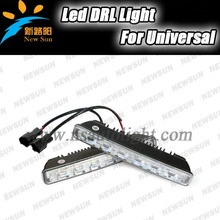 Brightness Selectable/LED Turn Signals Lamp/delayed off 12W led DRL
