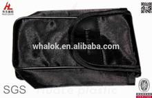 custom black canvas camera bag