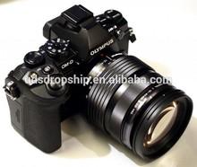 Olympus E-M1 OM-D Body with 12-40mm F/2.8 Lens Digital Cameras