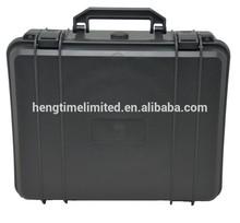 Hard plastic tool case plastic carry case waterproof case