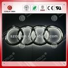 custom metal emblem, custom chrome car emblems direct manufacture in china