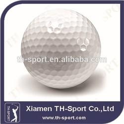 80-90 hardness white gps golf ball