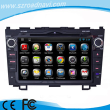 Pure Android 2 din car radios with navigation for Honda CRV 2008 2009 2010 2011 with CD MP3 Player GPS RDS